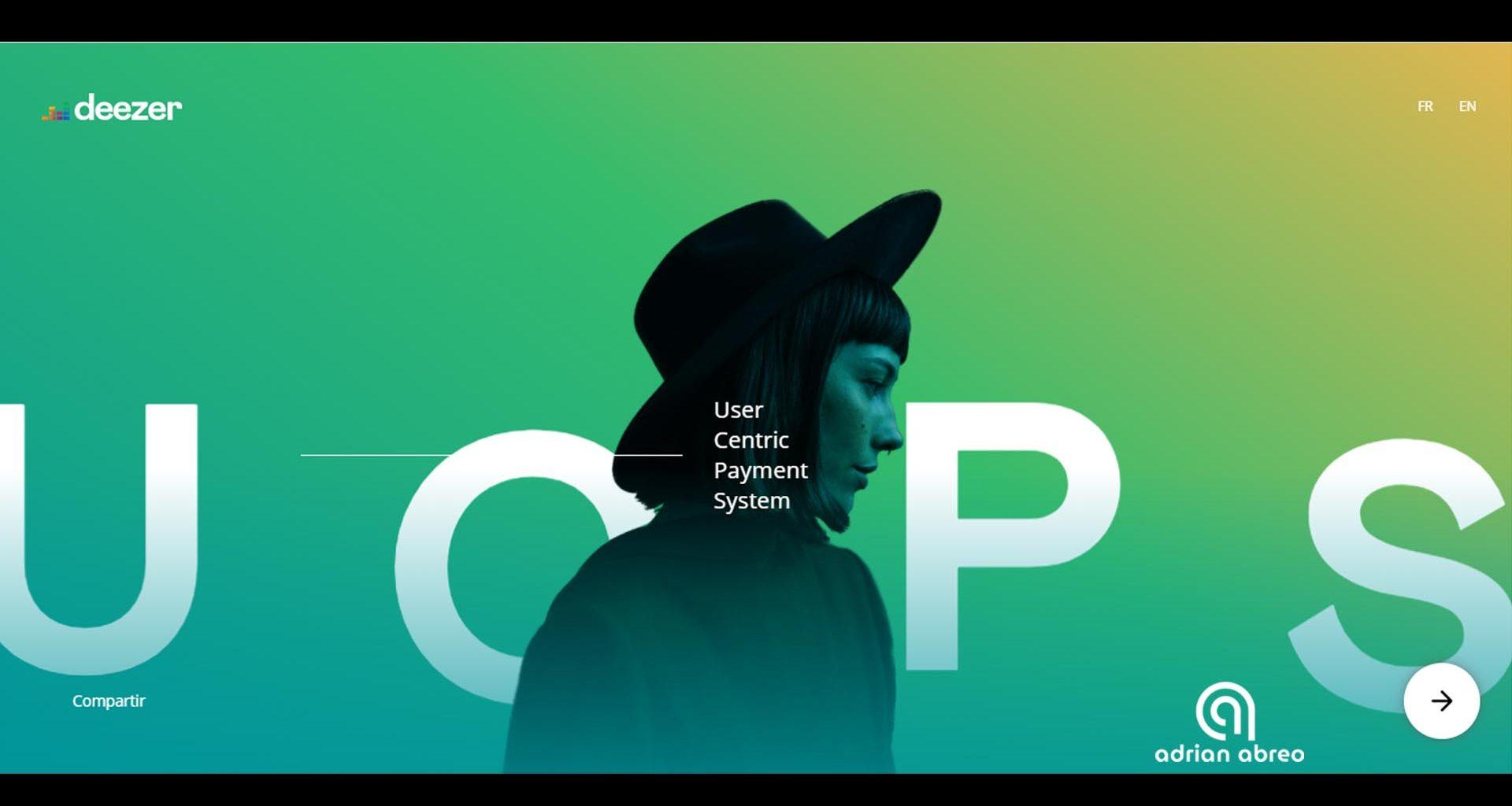 Deezer actúa y adopta el modelo UCPS que beneficia a los artistas.